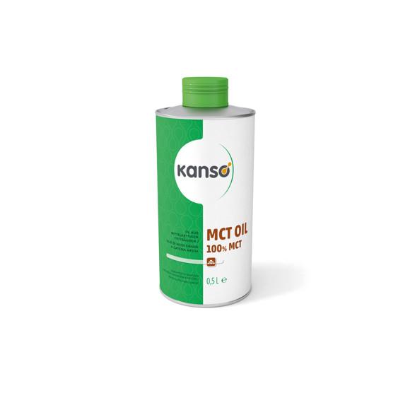 Bild von MCT Öl 100 % 500 ml