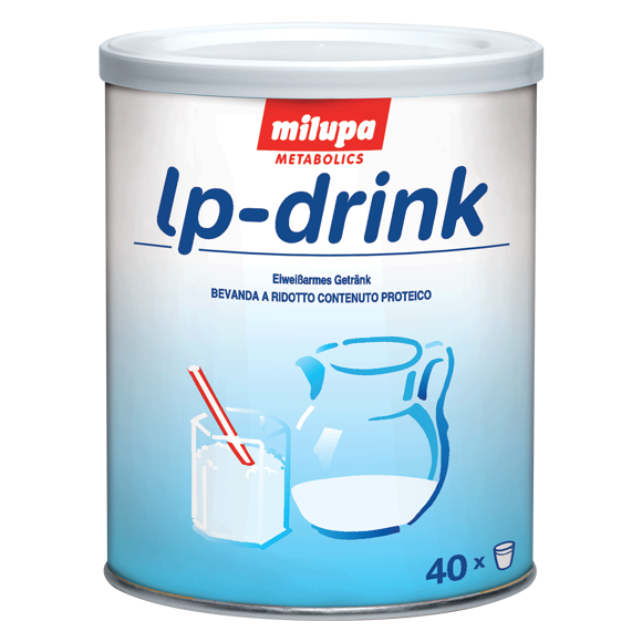 Bild von Lp-drink 400 g