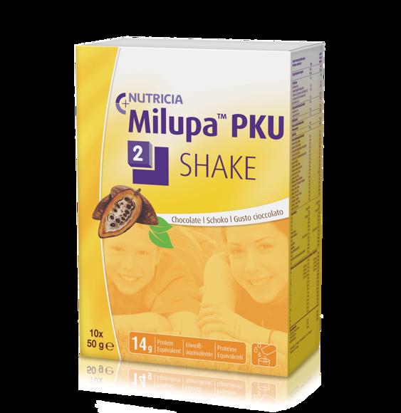 Bild von PKU 3-shake Cacao 10 x 50 g