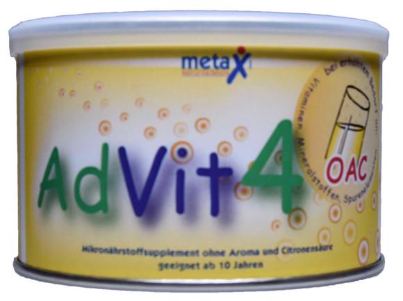 Bild von Advit 4 OAC 200 g