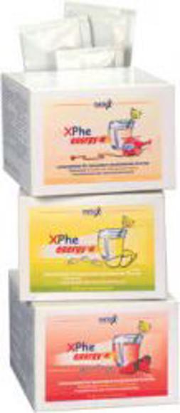 Bild von X-Phe Energy Kid Zitrone 20x16.5g