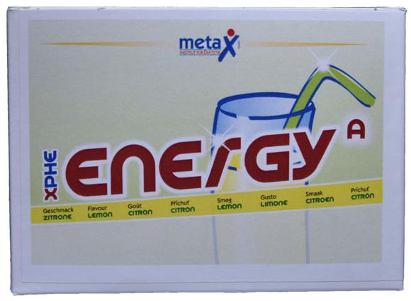 Bild von X-Phe Energy Advance Zitrone 20x33g