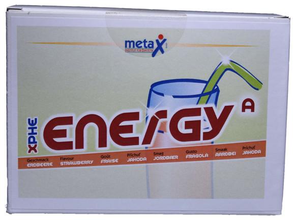 Bild von X-Phe Energy Advance Erdbeer 20x33g